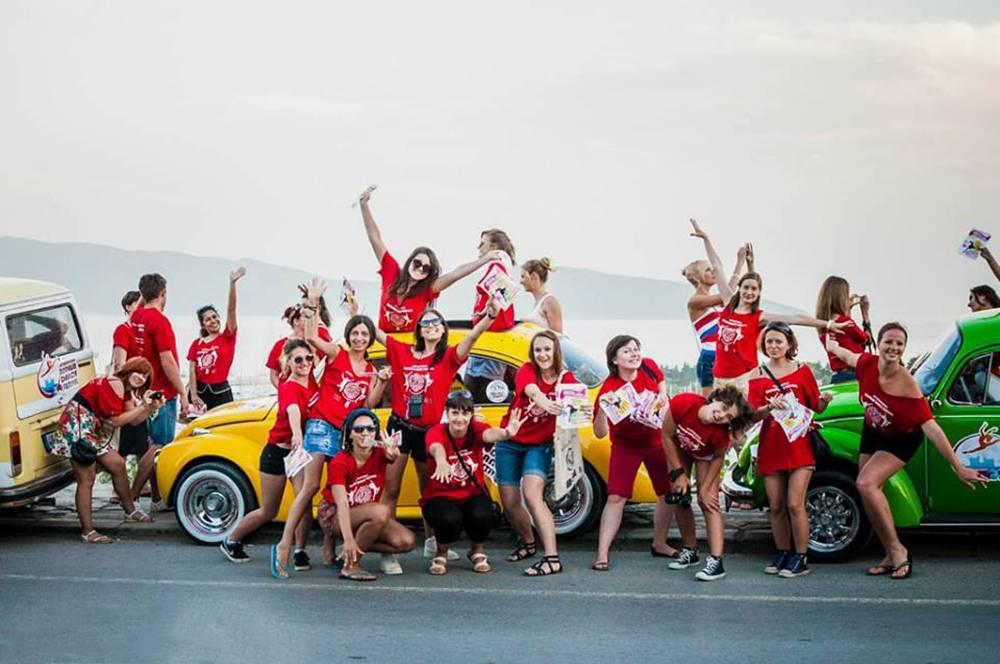 Я участвовала в проекте по организации Международного танцевального фестиваля в Бодруме в 2013году. В нашей команде было 30 человек со всей Европы. Мы продвигали фестиваль и готовили танец на его открытие. Источник: Basia Jendrzejczyk / piszeskladampstrykam.pl