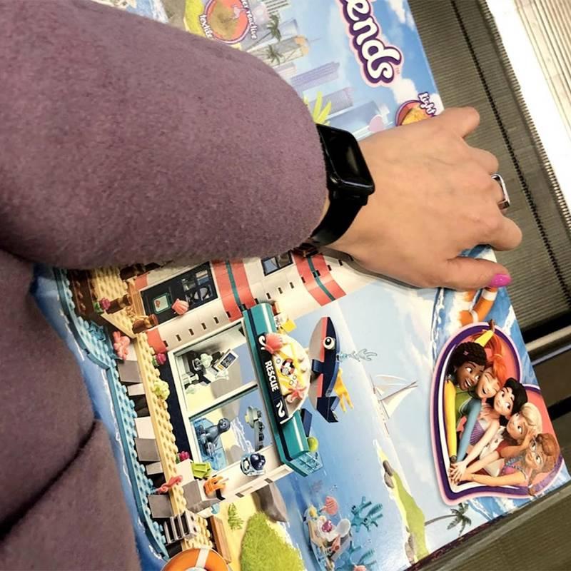 Тот самый набор «Лего» из «Детского мира»