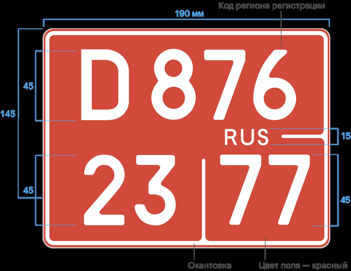 Знак типа 11 предназначен длямотоциклов дипломатических представительств, консульских учреждений, международных организаций и их сотрудников, аккредитованных приМИД РФ