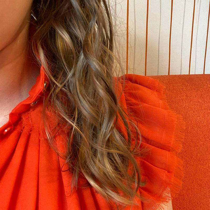 С новым способом мытья волос в процессе приходится немного попотеть, но вы просто посмотрите на результат