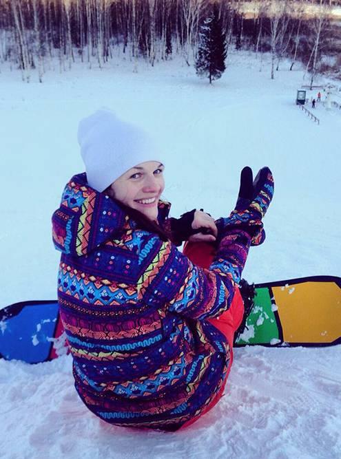 Ячасто езжу в«Мальскую долину», чтобы покататься насноуборде