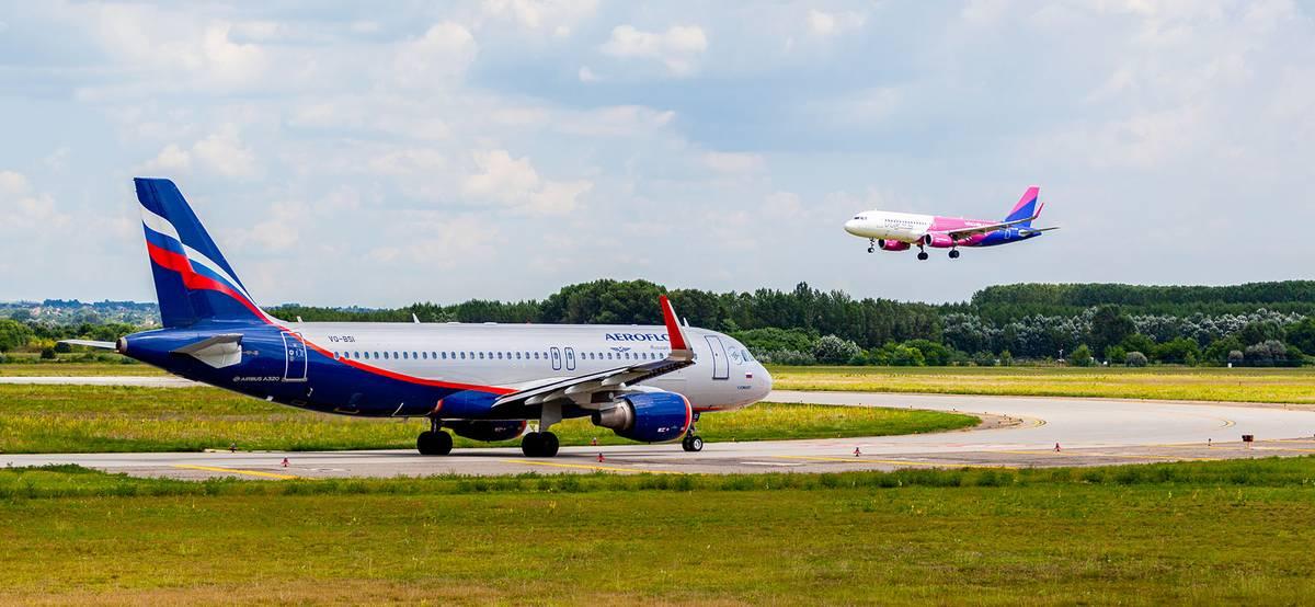 Россия возобновит авиасообщение с Марокко и еще семью странами