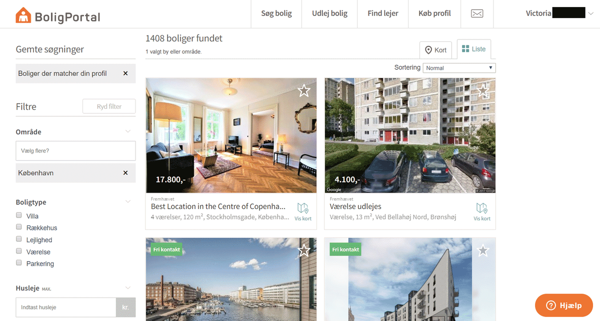 У «Болигпортала» удобный интерфейс и много объявлений, но найти жилье все равно сложно