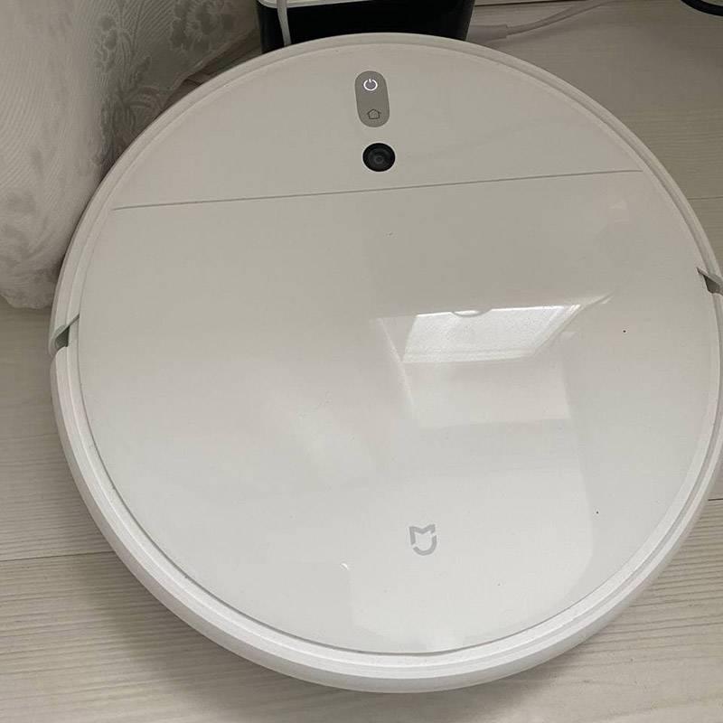 Наш робот-пылесос