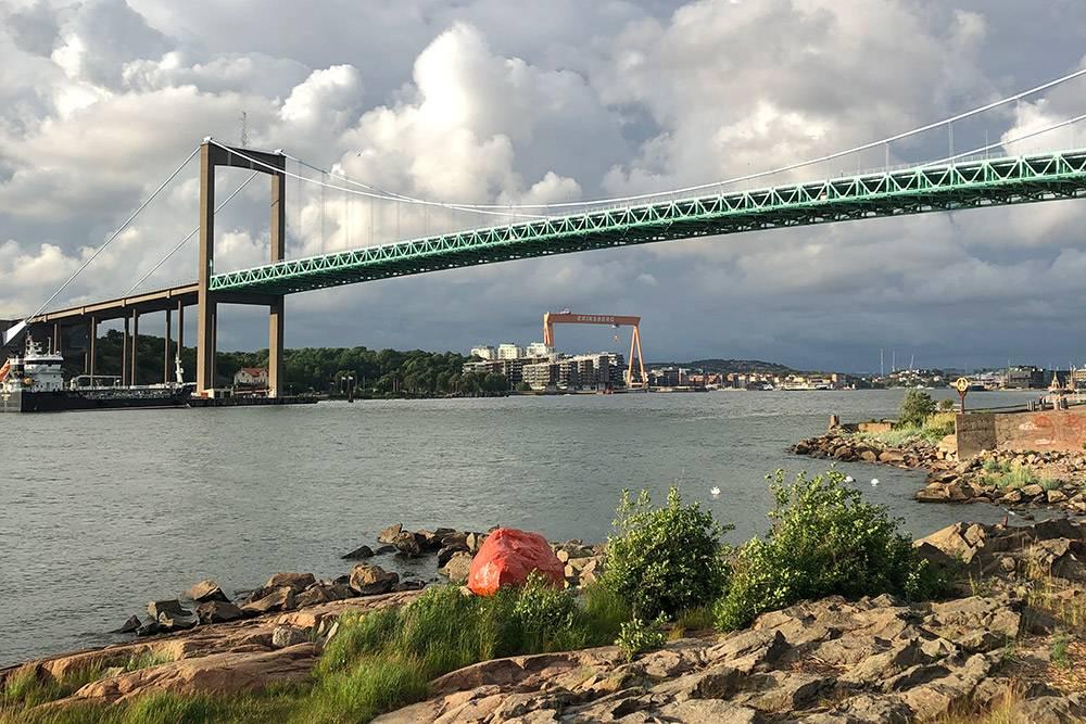 Река Гета-Эльв