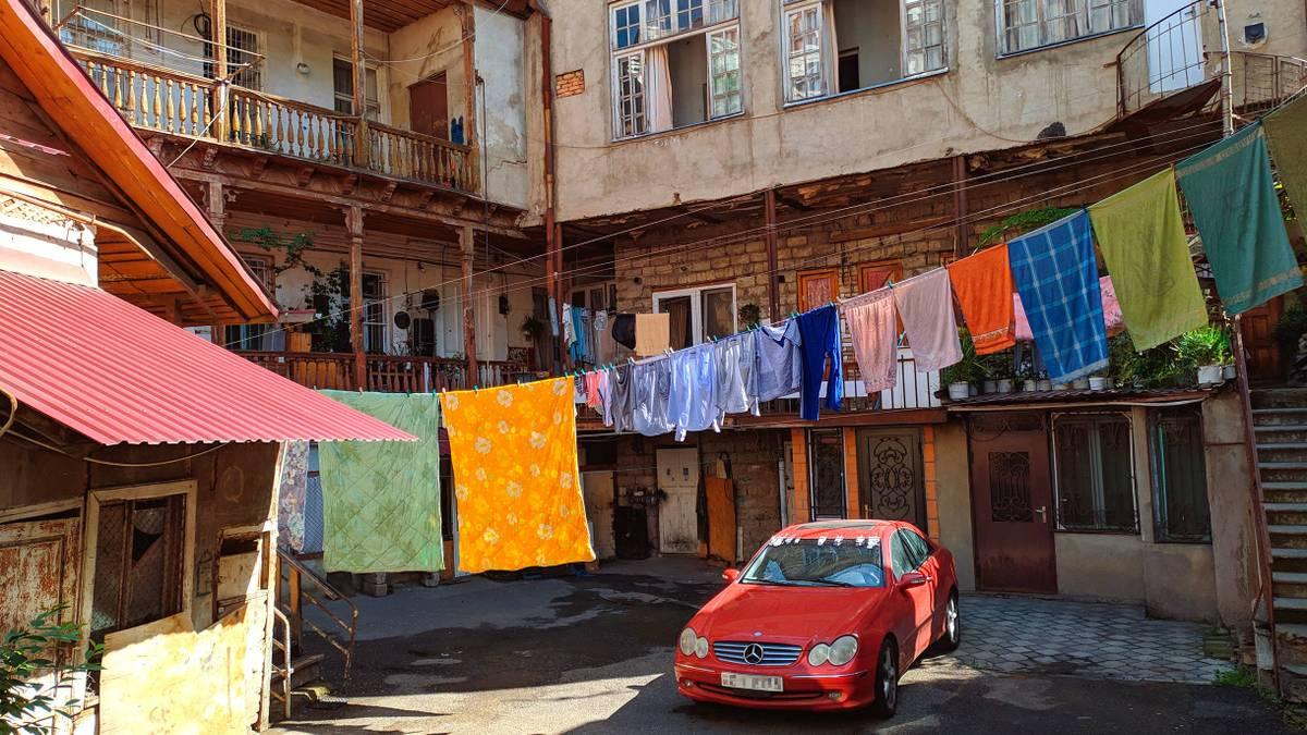 Как снять жилье в Тбилиси