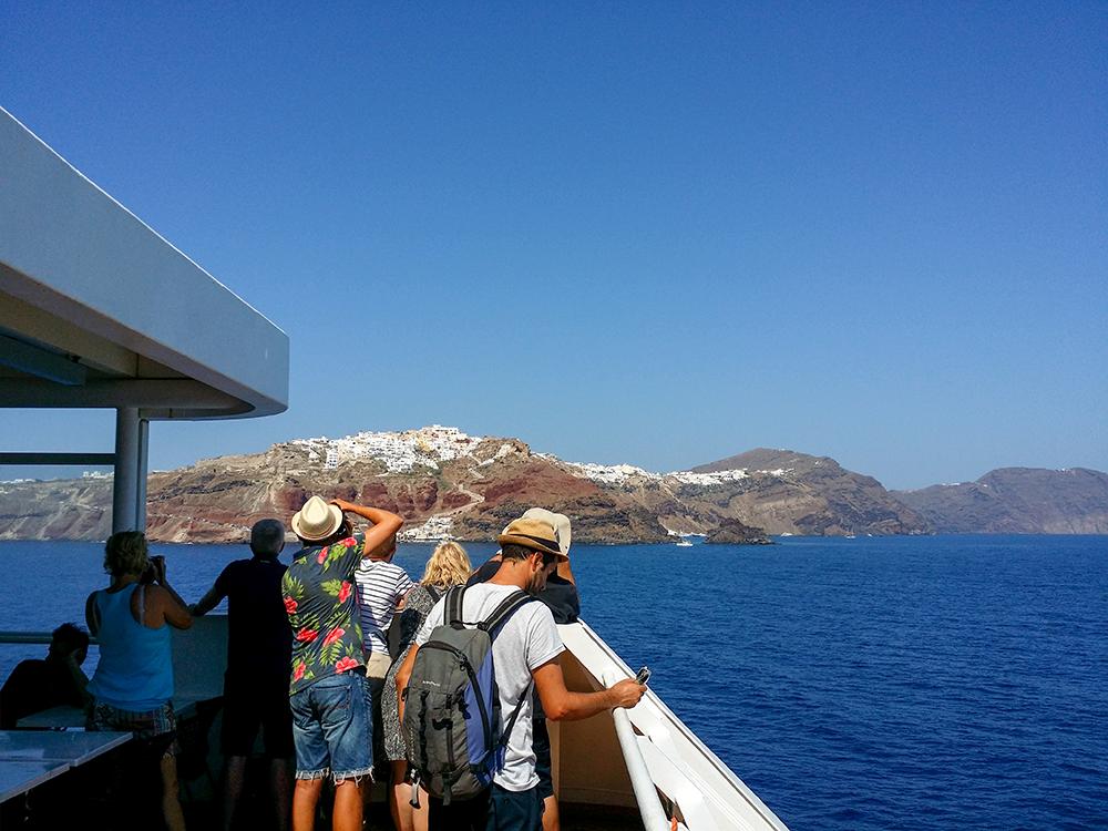 Паромы курсируют между островами — так можно сэкономить на морской прогулке