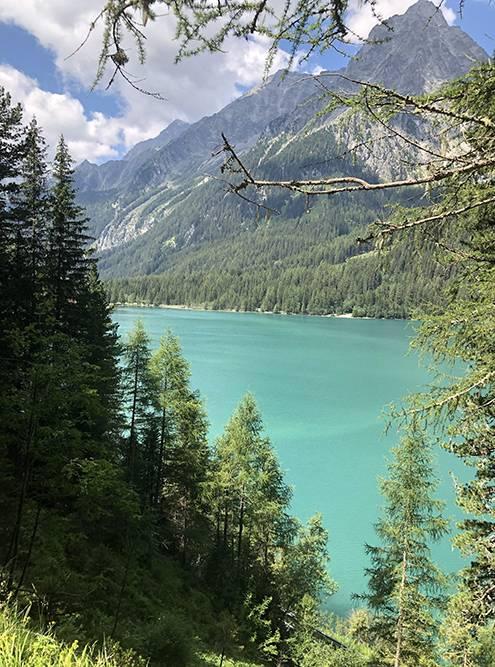 Альпийскими пейзажами можно любоваться бесконечно