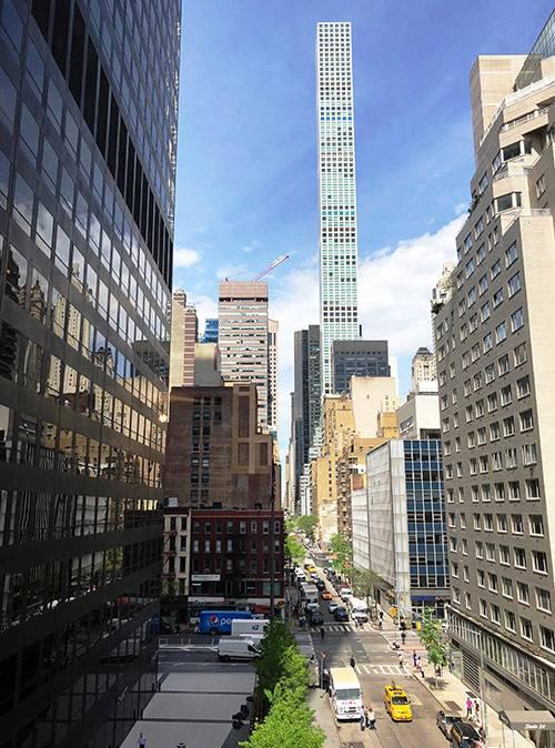Если предстоит выбор между квартирой у авеню и квартирой на улице, рекомендую выбирать вторую