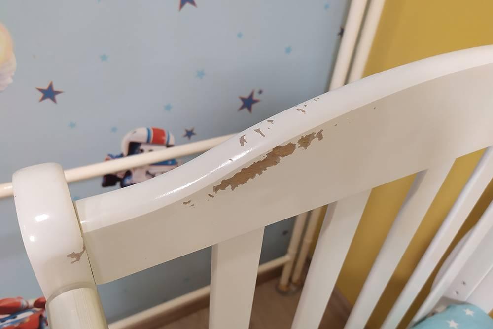 В объявлении я честно опубликовала фото всех дефектов, но покупателей это не остановило
