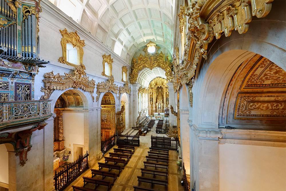 Мы не большие любители церквей, но эта нас всех впечатлила. Источник: GTW / Shutterstock