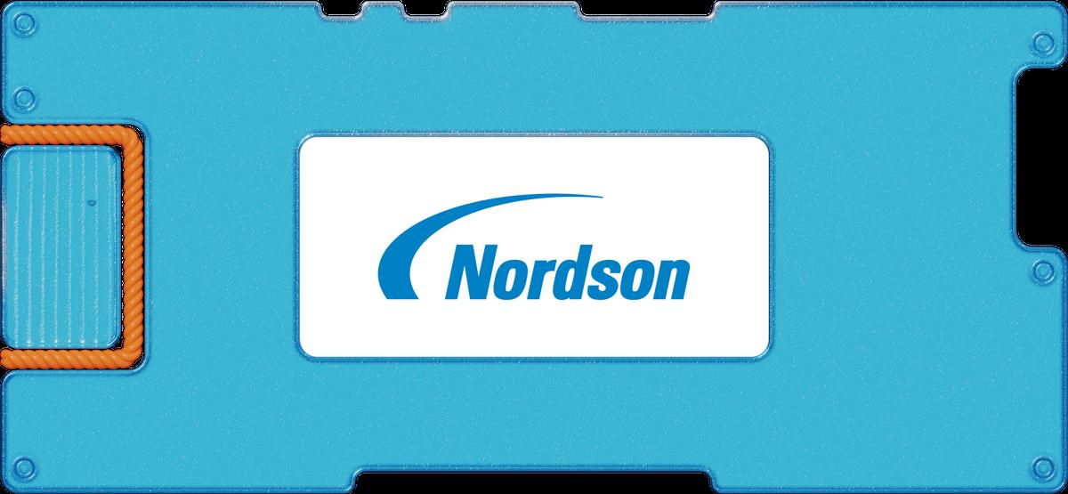 Инвестидея: Nordson, потомучто покрытия