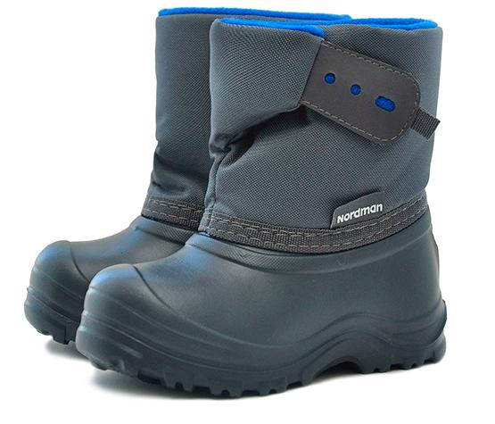 На весну идеально подошли ботинки из материала ЭВА, но их нужно носить с толстым носком
