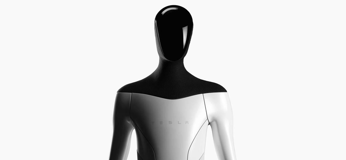 Илон Маск анонсировал робота-гуманоида Tesla Bot