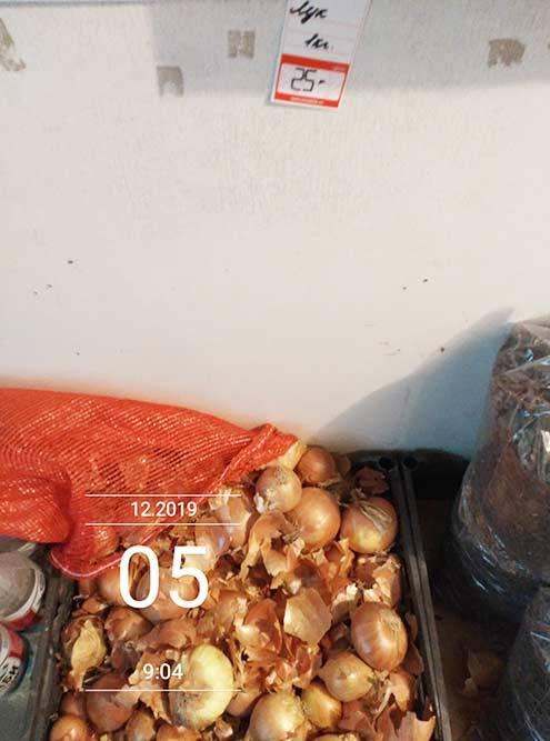 У нас в деревне не продают картофель, свеклу и морковь, потому что жители растят корнеплоды сами. А вот лук и капуста пользуется спросом