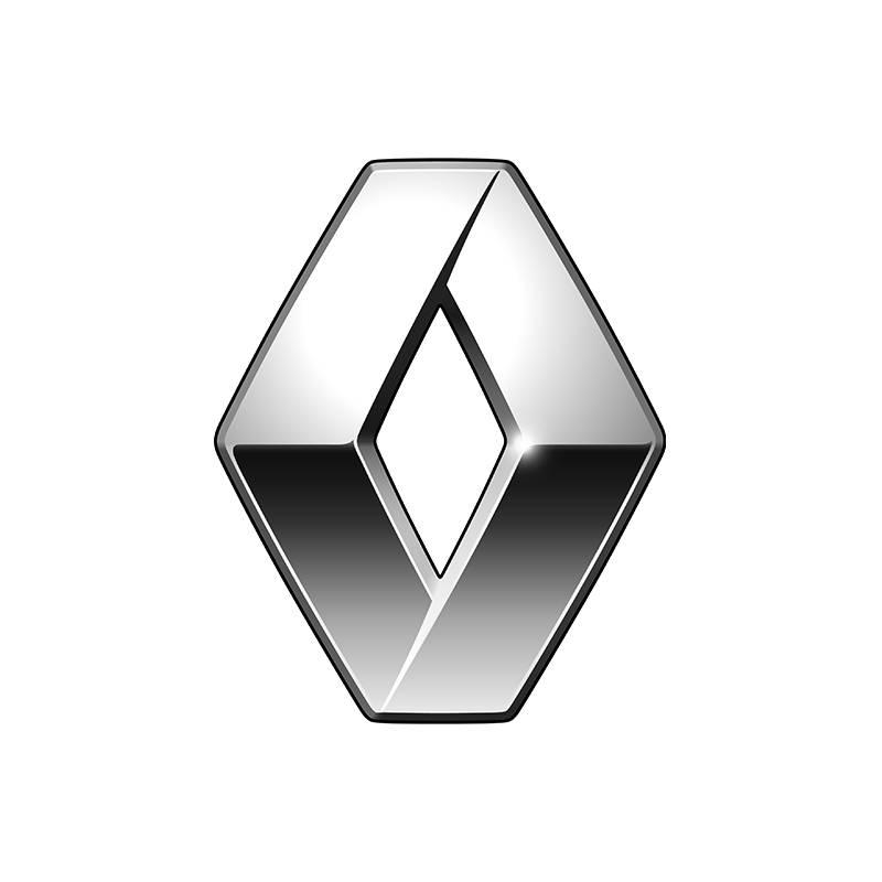 Логотип «Рено» описывают как «ромбы или квадраты, стоящие на одном из своих углов» — формулой 26.04.03