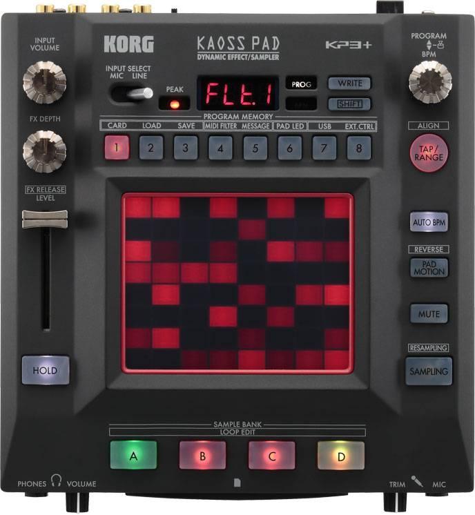 Цифровой комбайн эффектов Korg Kaoss Pad стоит 30 тысяч, круто выглядит и кто-то у меня его взял поиграть И НЕ ВЕРНУЛ