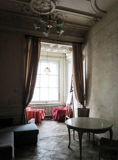 Комната моей мечты в «Инстаграме» блогера Максима Космина. Источник: maax_sf/ «Инстаграм»