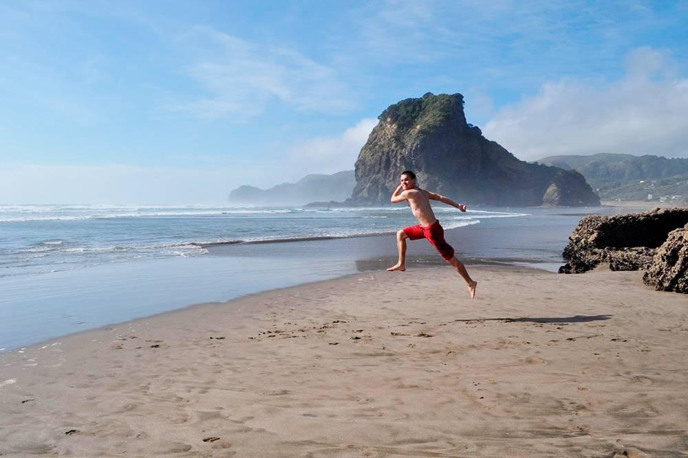 Пляж Пиха, сюда тоже можно доехать за час