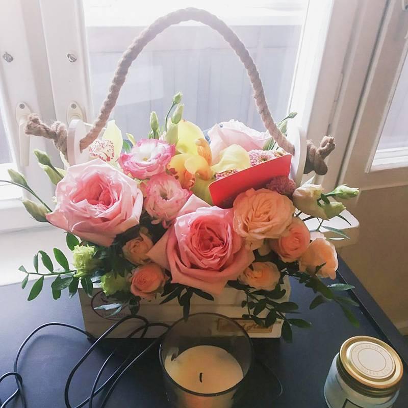 Цветы от А.