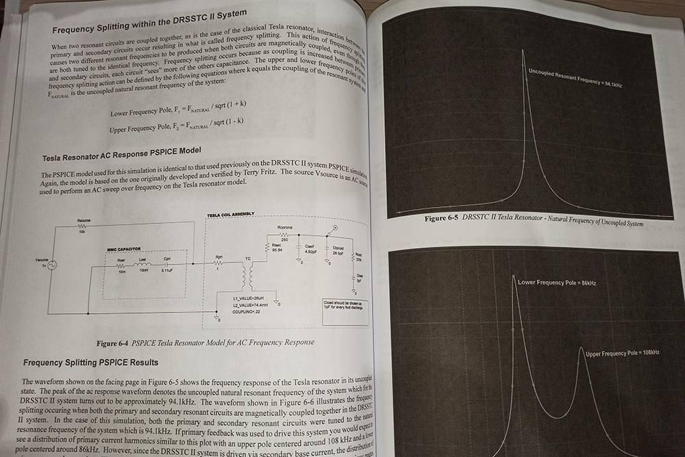 Суть DRSSTC — Dual Resonant Solid State Tesla Coil