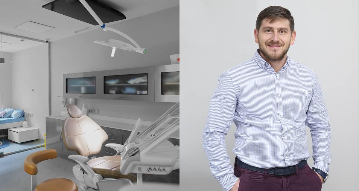 «Поставлю три коронки и окуплю стоимость стула»: как врач открыл свою клинику
