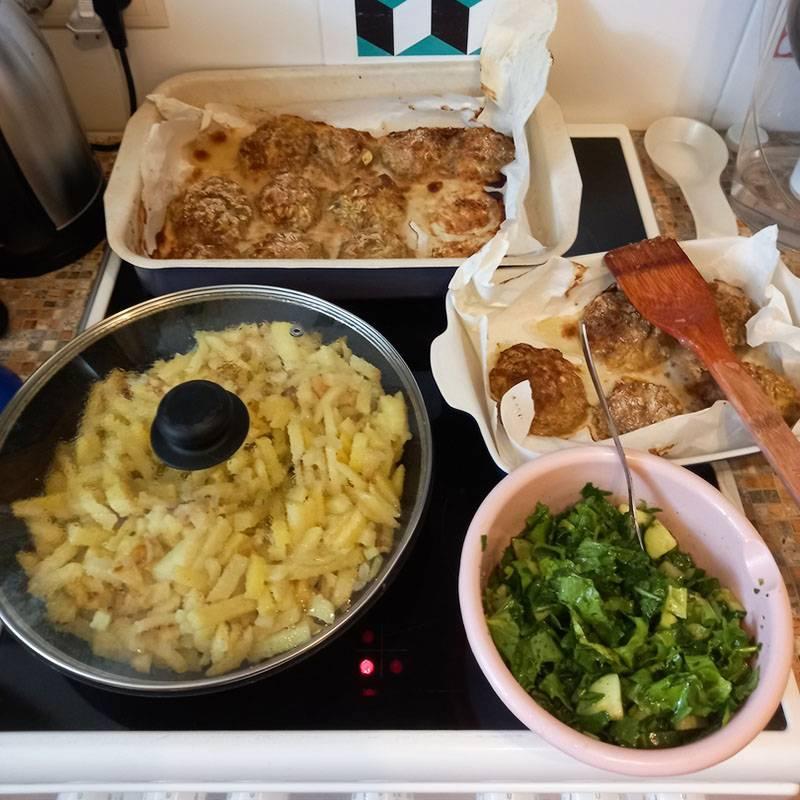 Кулинарные итоги дня