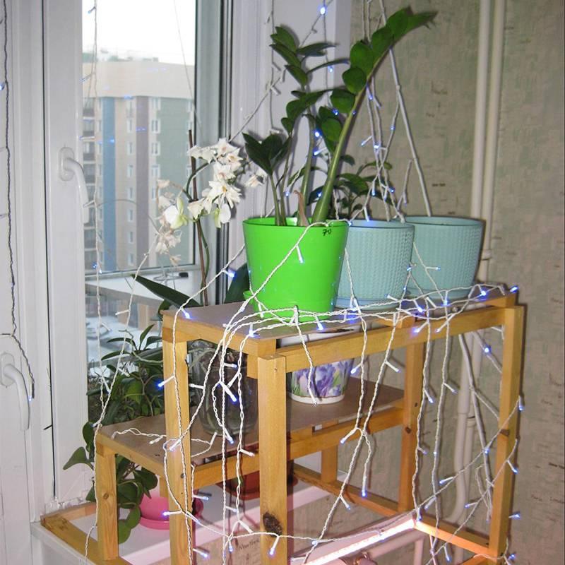 Рядом с подоконником стоит самодельная конструкция длярастений, включаю на ней подсветку дляеле живого авокадо. Надеюсь, весной оно оживет