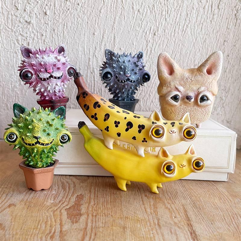 Игрушки, сделанные на фабрике