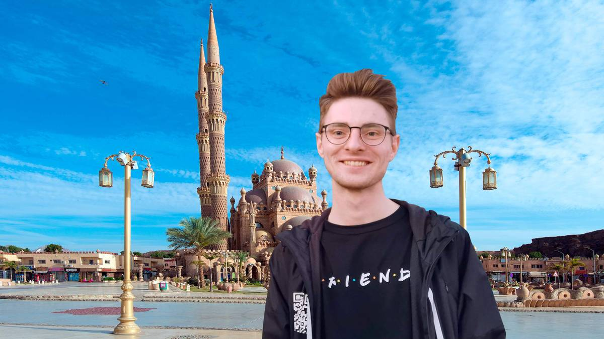 Я съездил в Египет на молодежный форум и бесплатно отдохнул