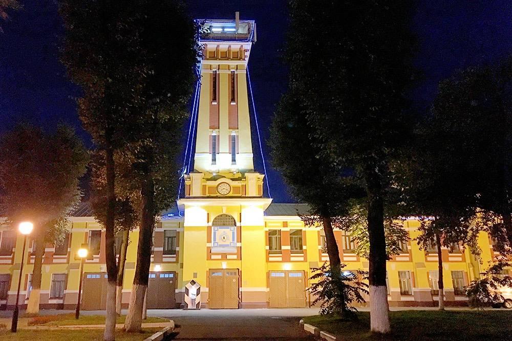 На строительство пожарной каланчи скидывались все богатеи и купцы Ярославля