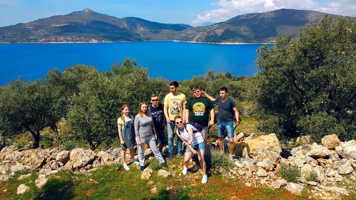 Как мы с коллегами уехали на месяц в Турцию