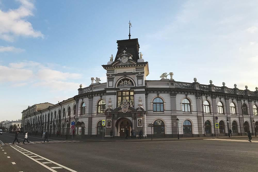 Казанский национальный музей в 2019году посетили 200тысяч человек