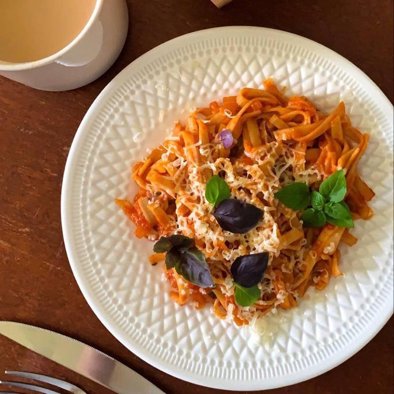 Быстро, вкусно и очень по-итальянски