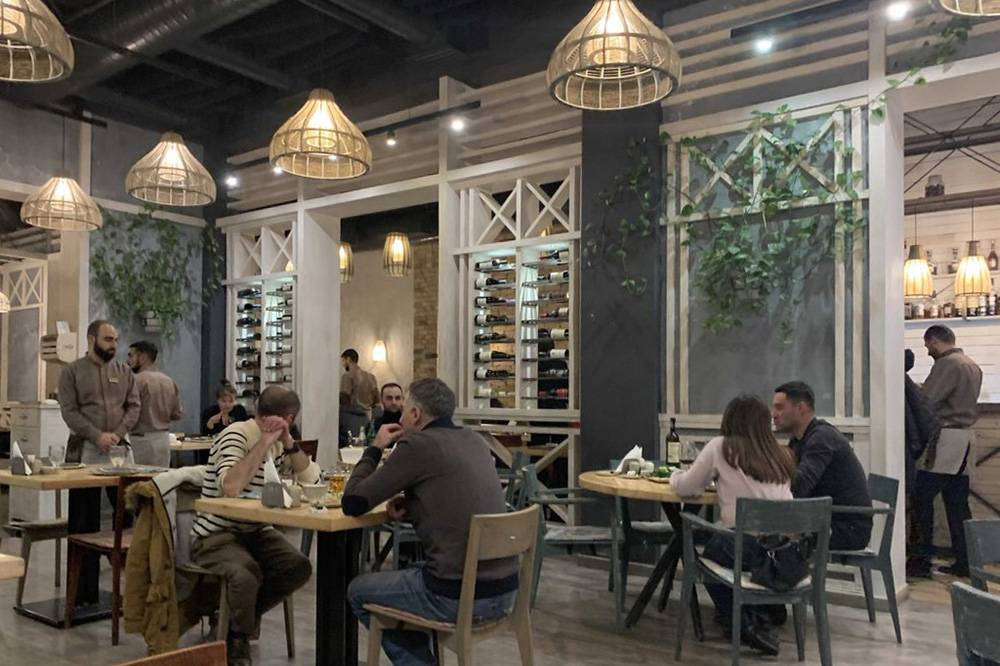 Ресторан находится на первом месте в рейтинге «Трипэдвайзора». Источник: Yandex.ru/maps