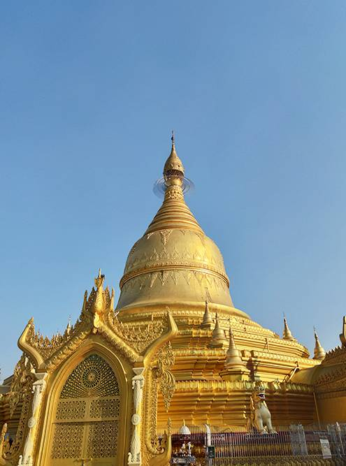 Пагода Маха-Визайя
