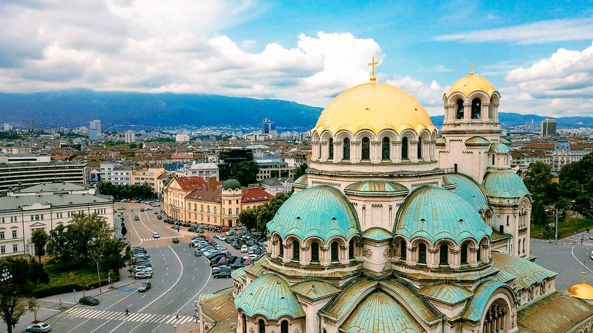 Что посмотреть в Софии за один день