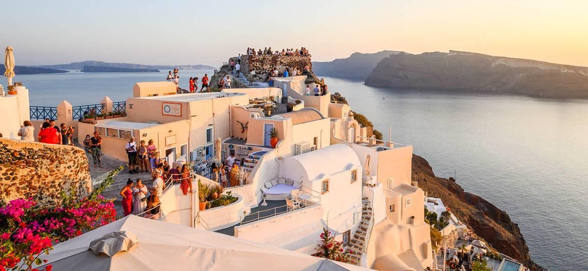 Правила въезда в Грецию для туристов из России