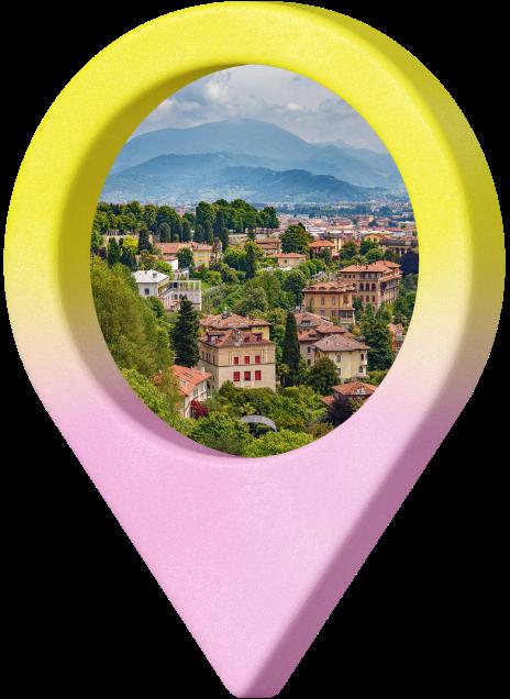 Стоит съездить: Бергамо и Предальпы