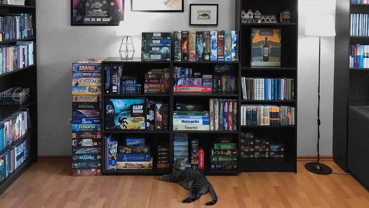 Я потратил на свою коллекцию настольных игр 206 439 ₽