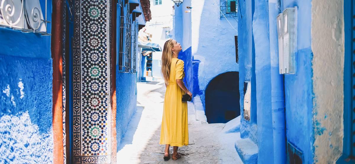 Правила въезда в Марокко в 2021году