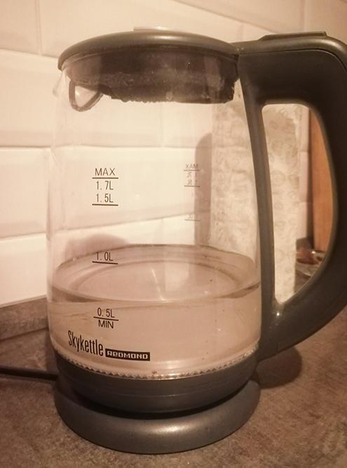 Мой умный чайник