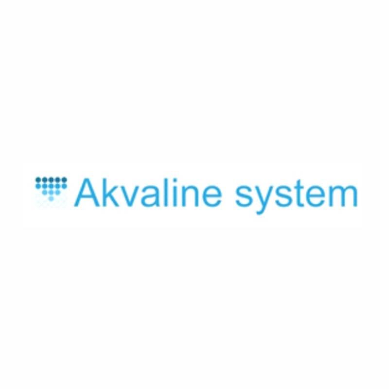 Вот так была решена задача с Akvaline system. Уйти от графического сходства получилось путем снижения читаемости некоторых букв наименования