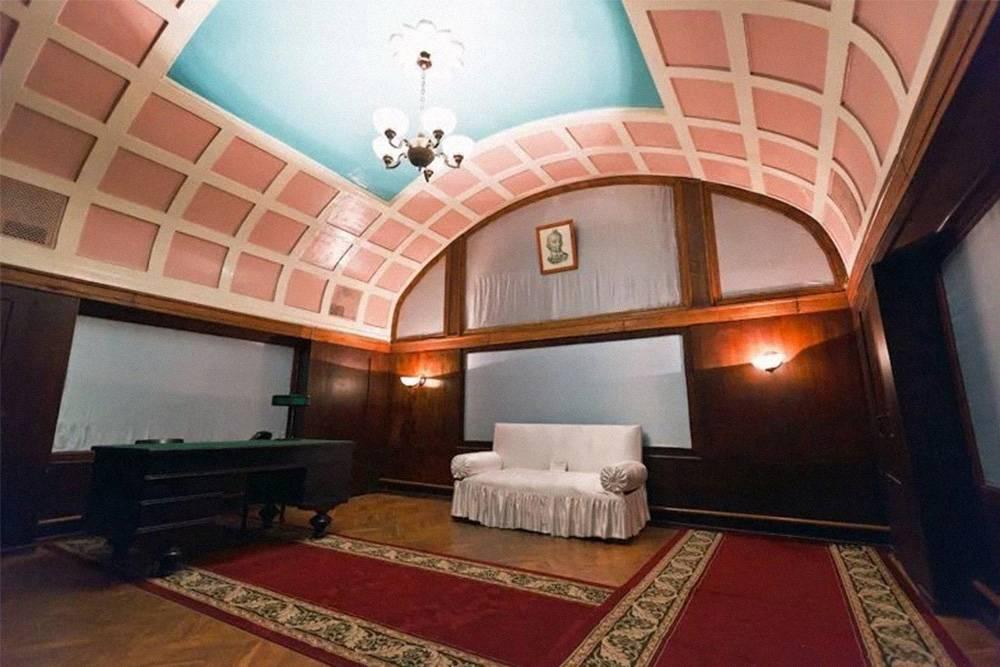 Интерьер и обстановка в бункере сохранились в неизменном виде с прошлого века. Источник: сайт музея «Бункер Сталина»