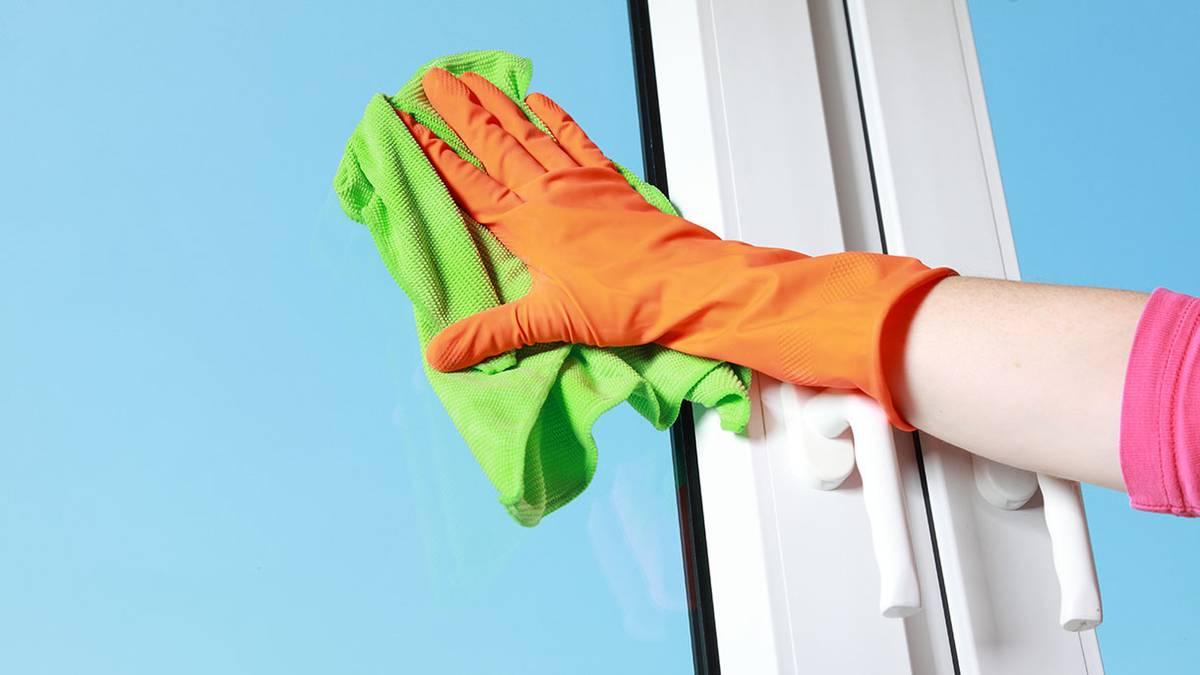 Как убрать квартиру после зимы и не убить на это целый день
