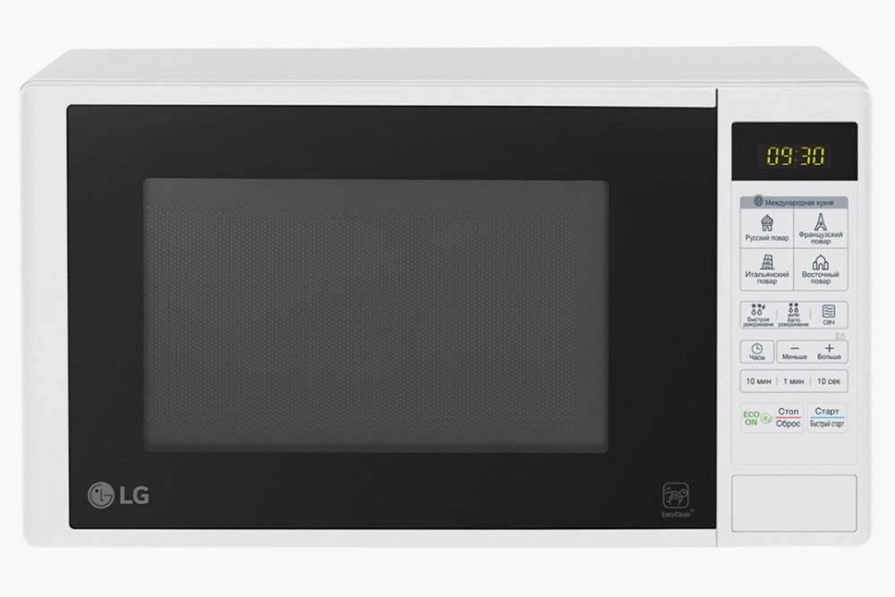 Печь с эмалью — LG MS-20R42D за 6990<span class=ruble>Р</span>