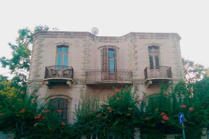 Так выглядит большинство старинных домов Неве-Цедека