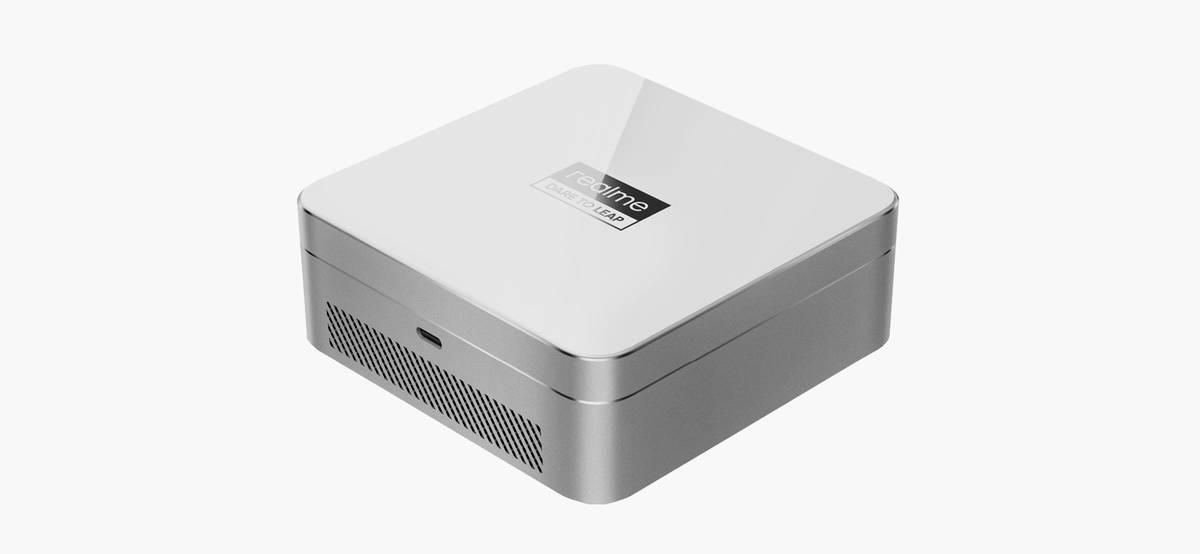 «Реалми» анонсировала беспроводную зарядку MagDart смагнитами икулером