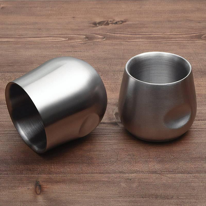 Термочашка для эспрессо с двойными стенками, стоит 1985 рублей, ехать будет 23 дня, искать по запросу stainless steel double wall coffee cup или stainless steel double wall mug