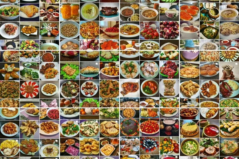 Мой кулинарный блог в «Инстаграме»